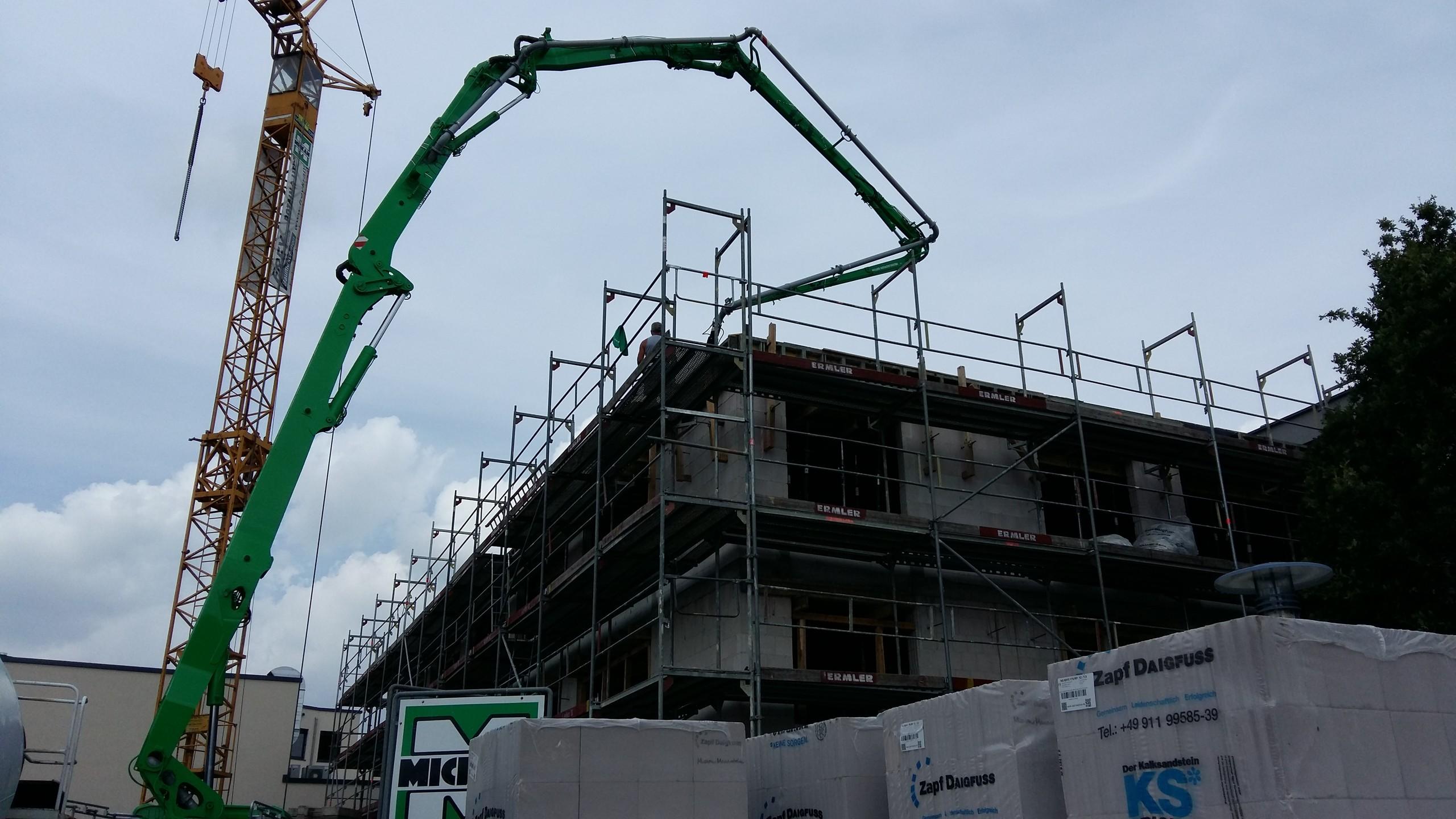 Neubau Bauteil E